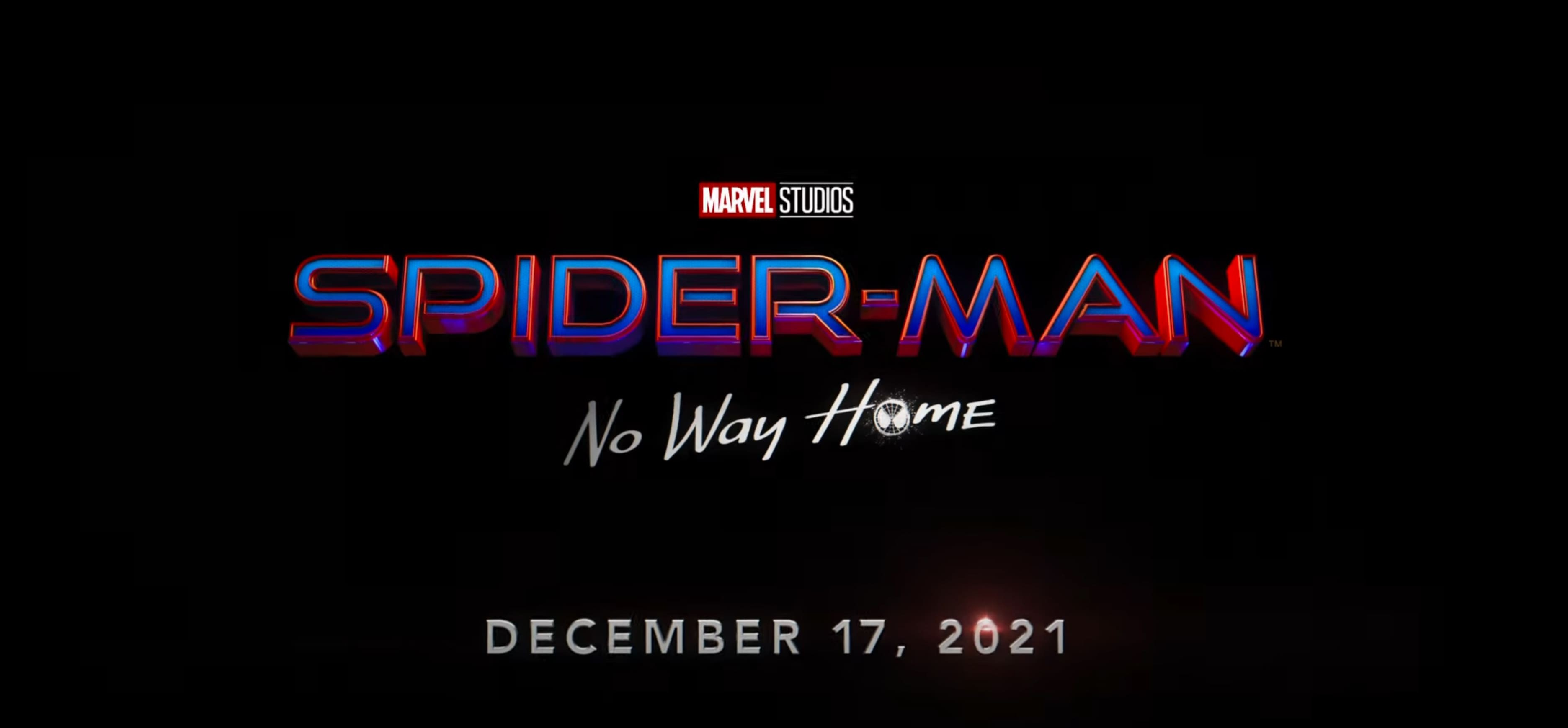 spider-man no way home data premiery