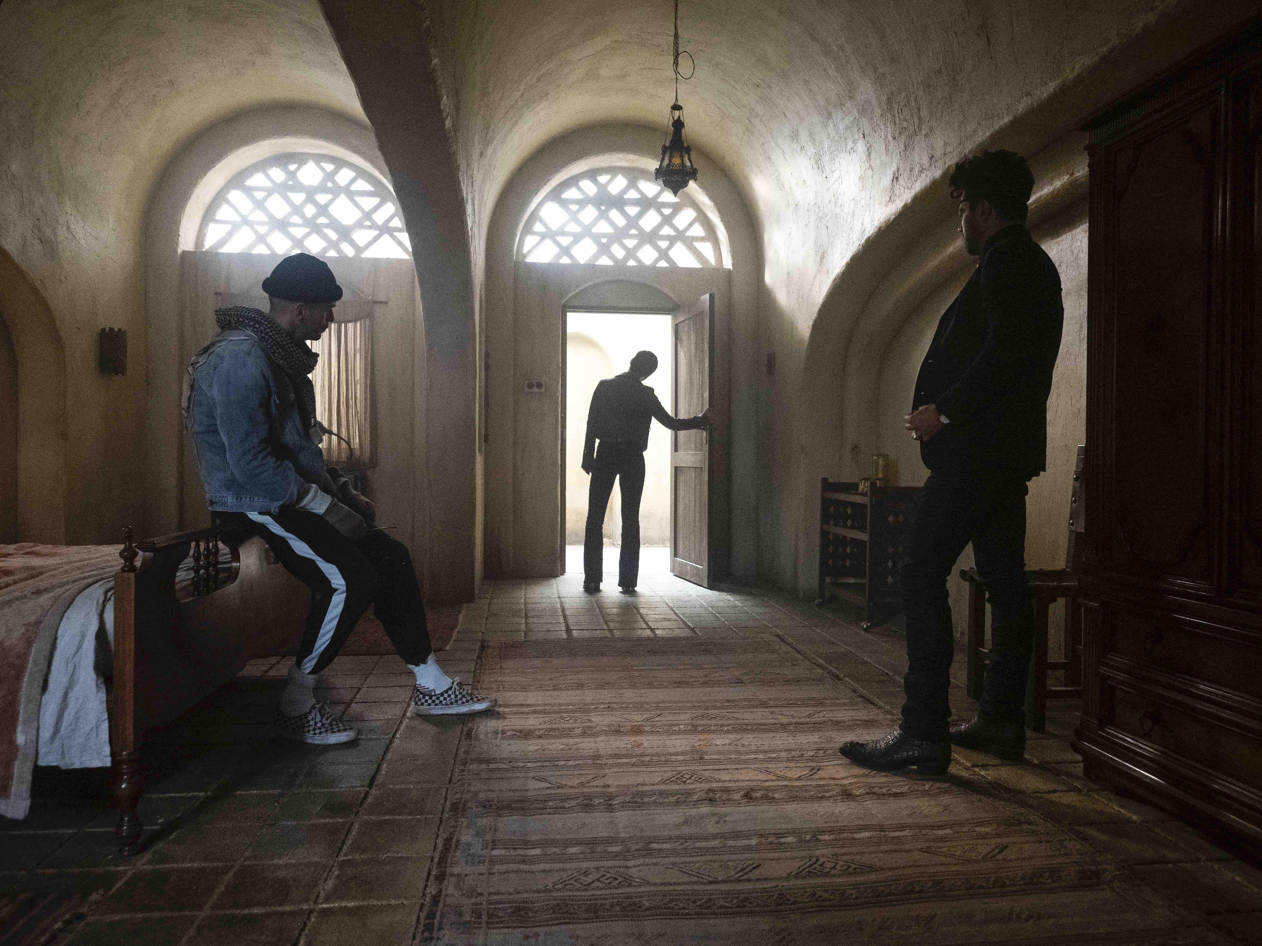 """""""Preacher"""" – zdjęcia przedostatniego odcinka serialu"""