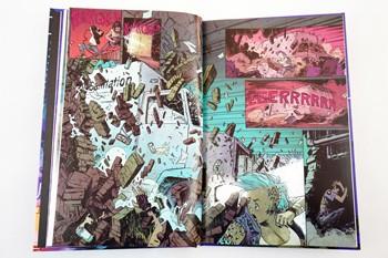 """Terminator: Sector War"" – prezentacja komiksu"