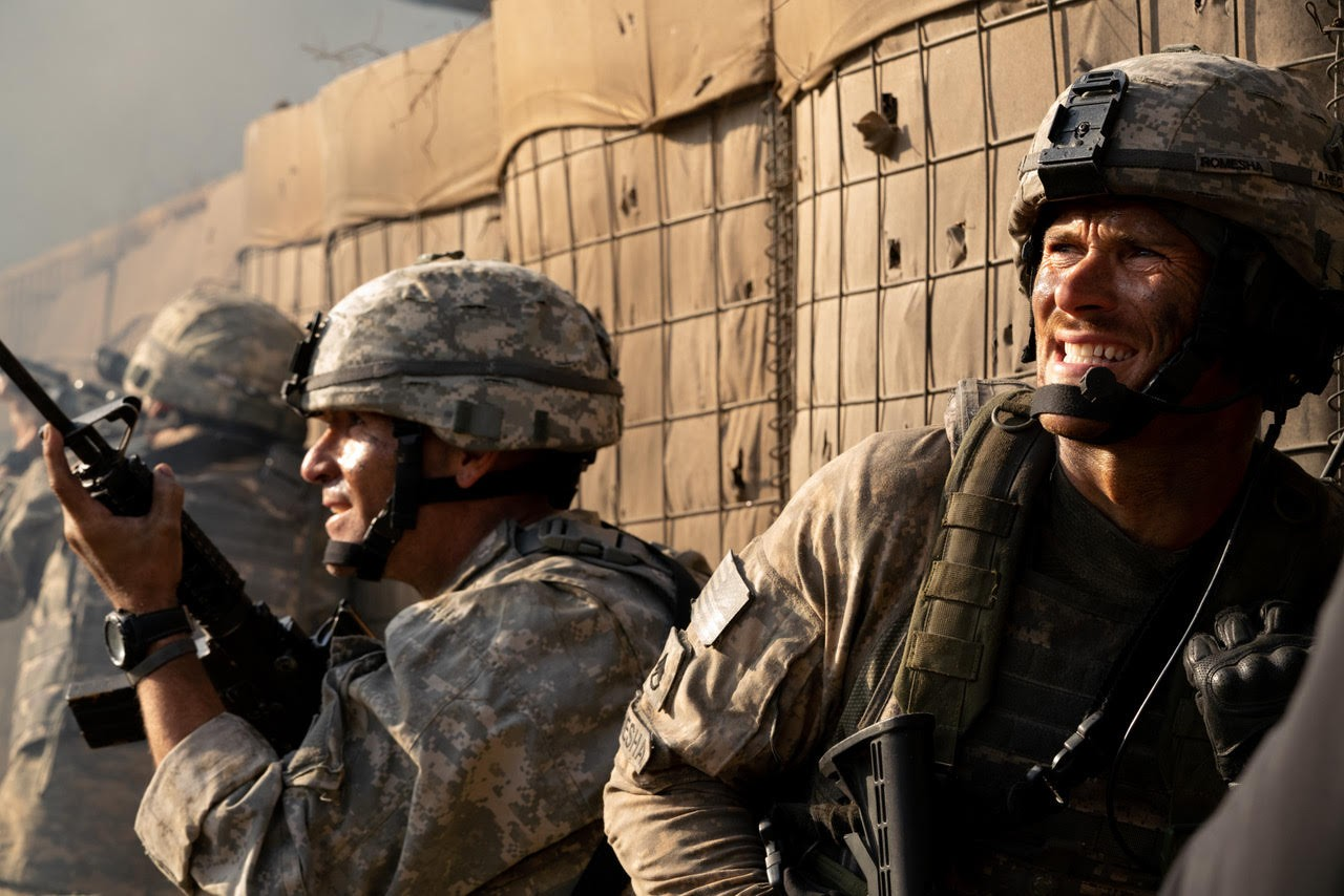 Scott Eastwood w filmie Kamadash. Afgańskie piekło