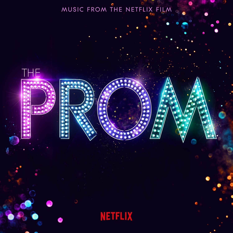 The Prom - okładka soundtracku CD (front)