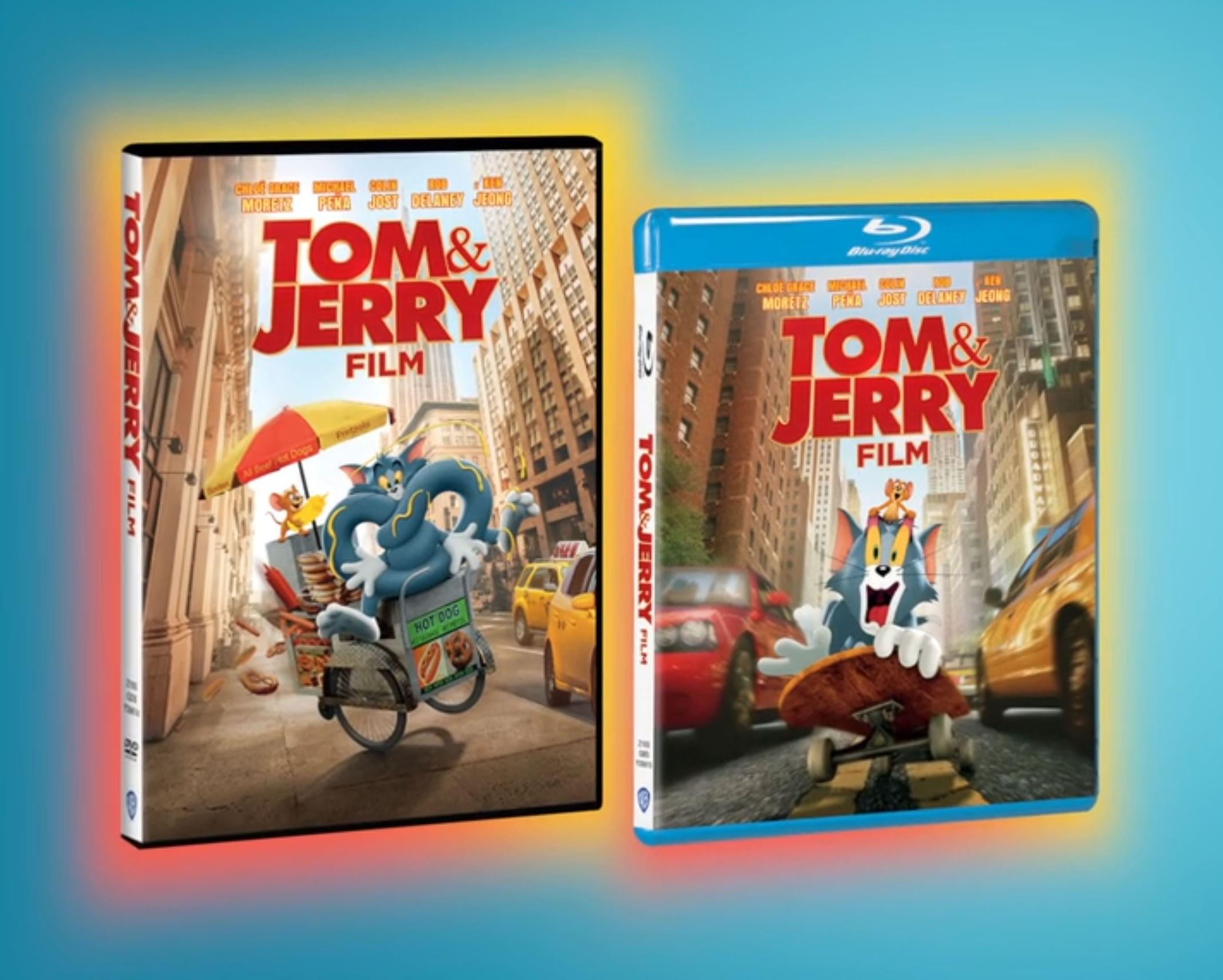 tom i jerry dvd i blu-ray