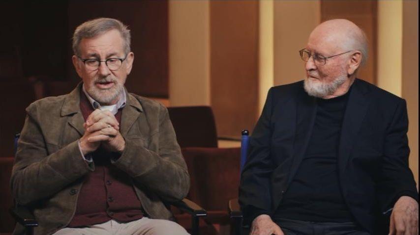 VII. JW SS DVD Spielberg i Williams.JPG