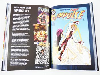 """WKKDCC #77: """"Flash: Błyskawica w butelce"""" – prezentacja komiksu"""
