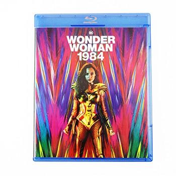 Wonder Woman 1984 okładka Blu-ray