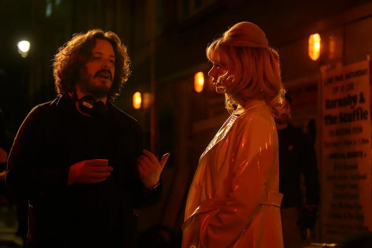 Last Night in Soho Edgar Wright, Anya Taylor-Joy